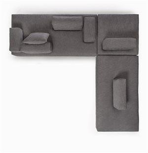 Yoko sofa for Divano yoko